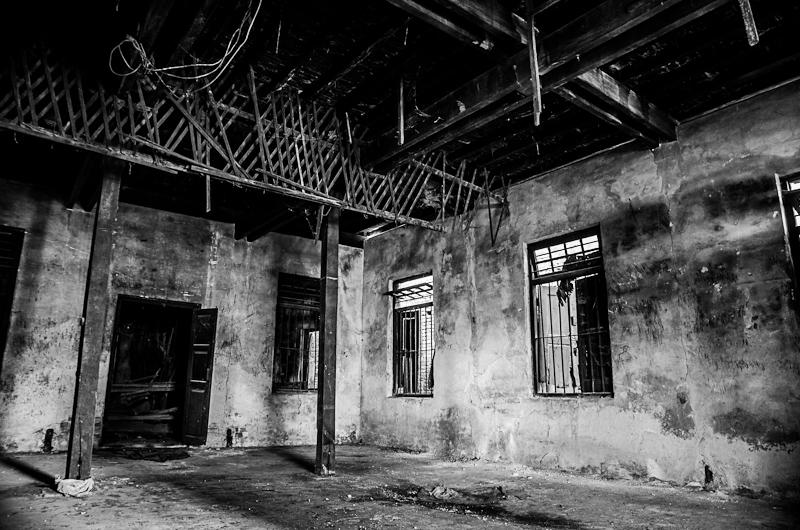 Abandoned houses dawei-1