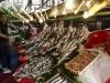 Besiktas, fish market