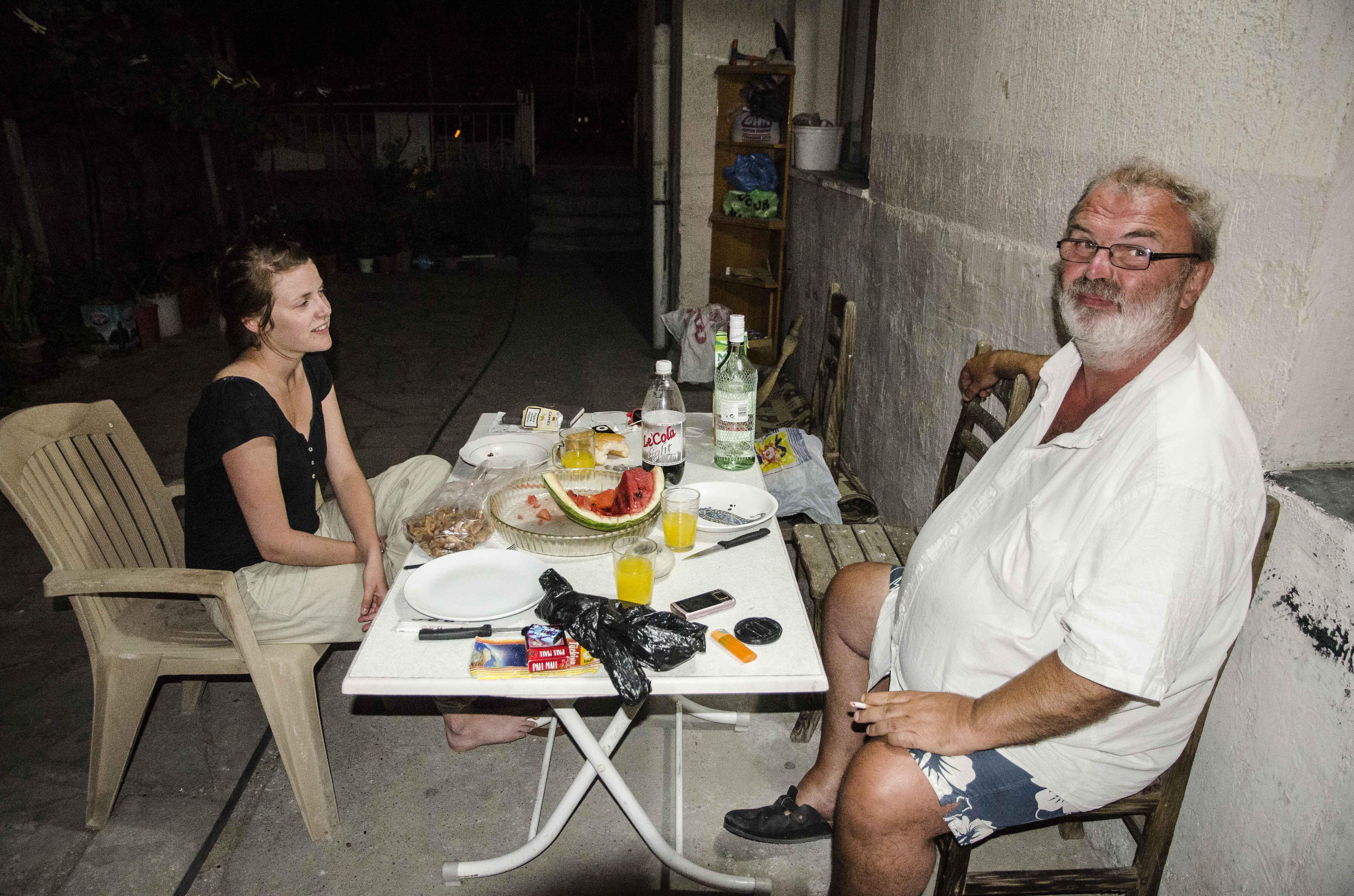 Bruno et Marie - 3 french in Turkey